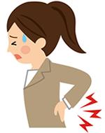 筋・筋膜性腰痛型